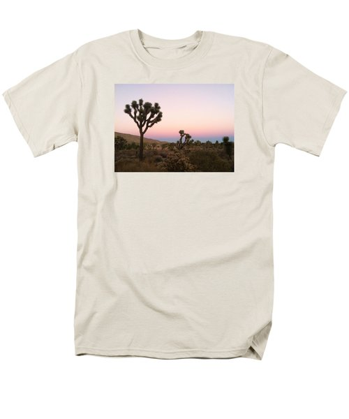 Men's T-Shirt  (Regular Fit) featuring the photograph Rainbow Morning by Angela J Wright