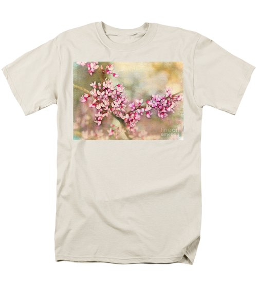 Welcome Spring Men's T-Shirt  (Regular Fit) by Judi Bagwell