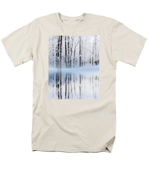 Reflection On A Dream Collingwood, On Men's T-Shirt  (Regular Fit) by Andrea Kollo