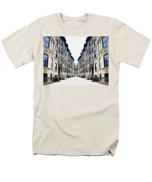 Reflections Of My Childhood Home Men's T-Shirt  (Regular Fit)