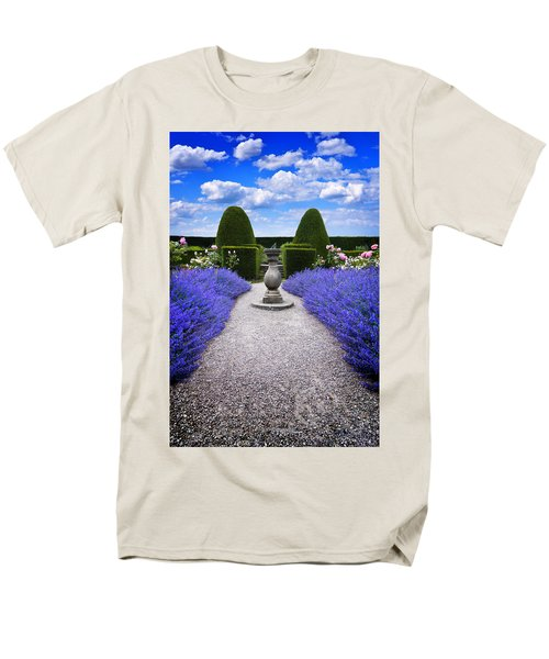 Men's T-Shirt  (Regular Fit) featuring the photograph Rhapsody In Blue by Meirion Matthias