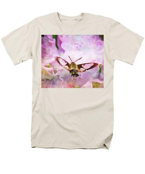 Rhododendron Dreams Men's T-Shirt  (Regular Fit) by Kerri Farley