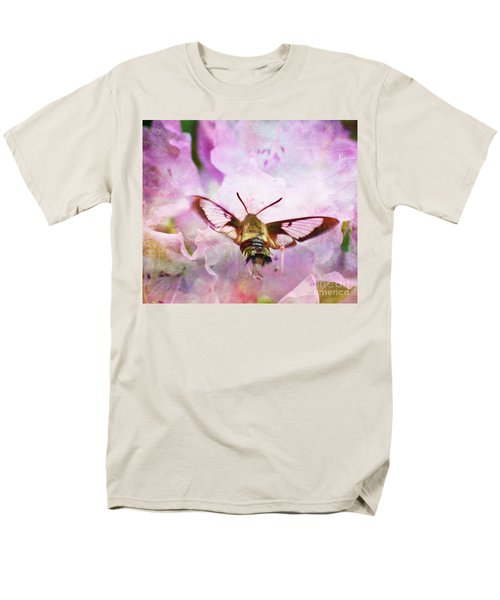 Rhododendron Dreams Men's T-Shirt  (Regular Fit)