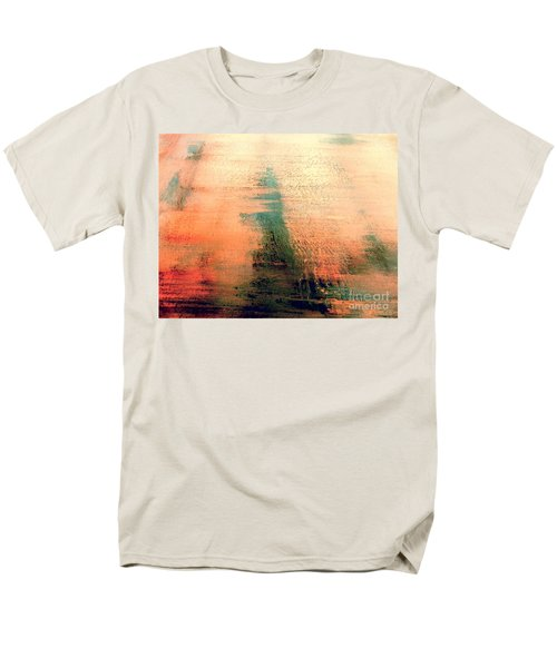 Men's T-Shirt  (Regular Fit) featuring the painting Rise by Jacqueline McReynolds