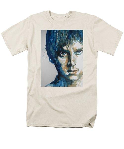 Rob Thomas  Matchbox Twenty Men's T-Shirt  (Regular Fit) by Chrisann Ellis