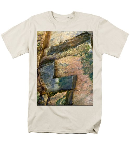 Rock On Men's T-Shirt  (Regular Fit) by Liz  Alderdice