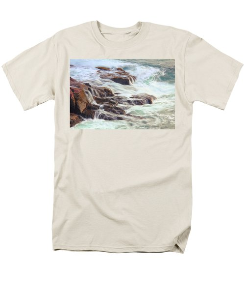 Awash  Men's T-Shirt  (Regular Fit) by Roupen  Baker