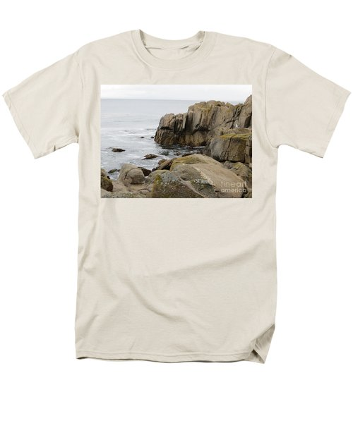 Rocky Formations Men's T-Shirt  (Regular Fit) by Joseph Baril