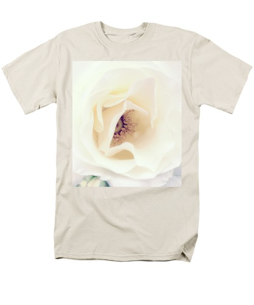 Romance In A Rose Men's T-Shirt  (Regular Fit) by Spikey Mouse Photography