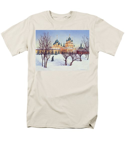 Russian Winter Men's T-Shirt  (Regular Fit) by Tilly Willis