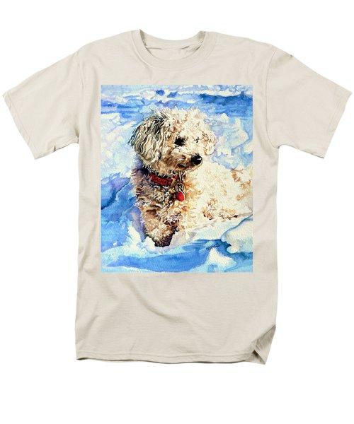 Sacha Men's T-Shirt  (Regular Fit) by Hanne Lore Koehler
