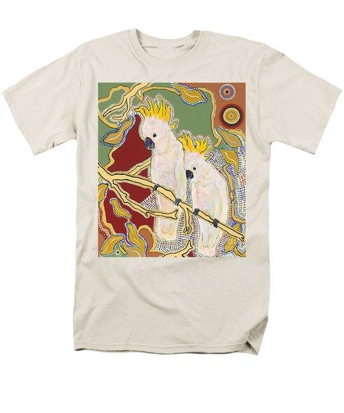 Sanctuary Men's T-Shirt  (Regular Fit) by Pat Saunders-White