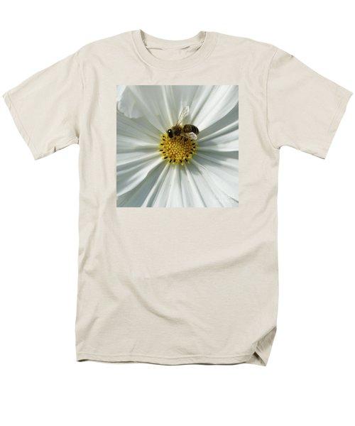 Satin Sheets Men's T-Shirt  (Regular Fit) by Linda Shafer