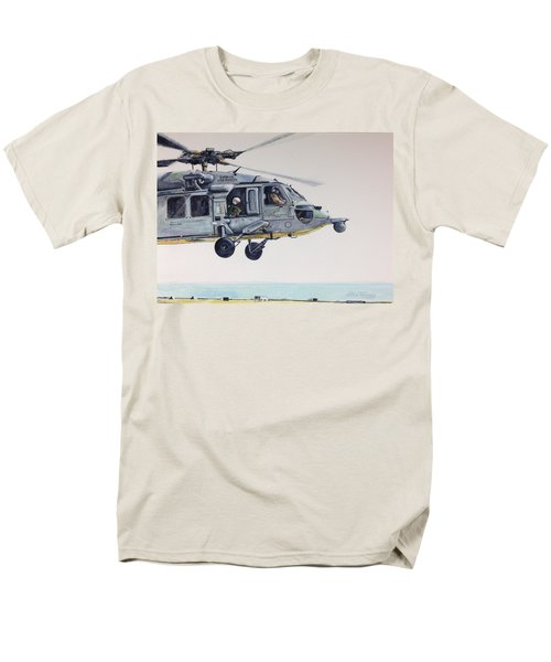 Sea Hawk Men's T-Shirt  (Regular Fit) by Stan Tenney