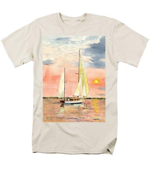 Sea Star Men's T-Shirt  (Regular Fit) by Melly Terpening