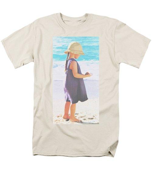 Seaside Treasures Men's T-Shirt  (Regular Fit) by Sophia Schmierer