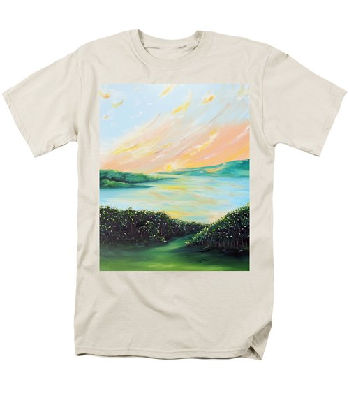 Seeded Spirit Men's T-Shirt  (Regular Fit) by Meaghan Troup