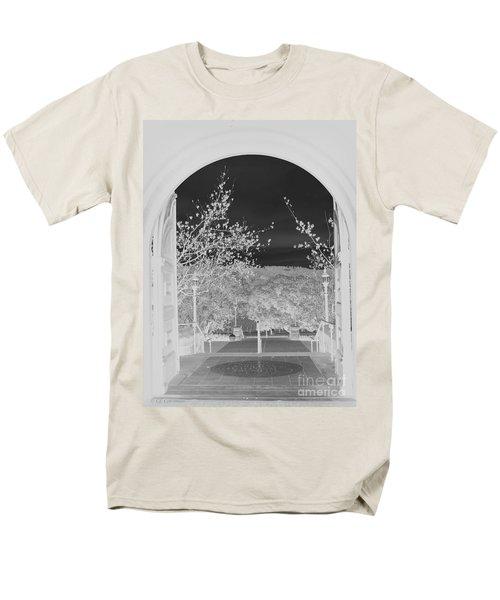 Men's T-Shirt  (Regular Fit) featuring the photograph Shades Of Grey by Carol Lynn Coronios