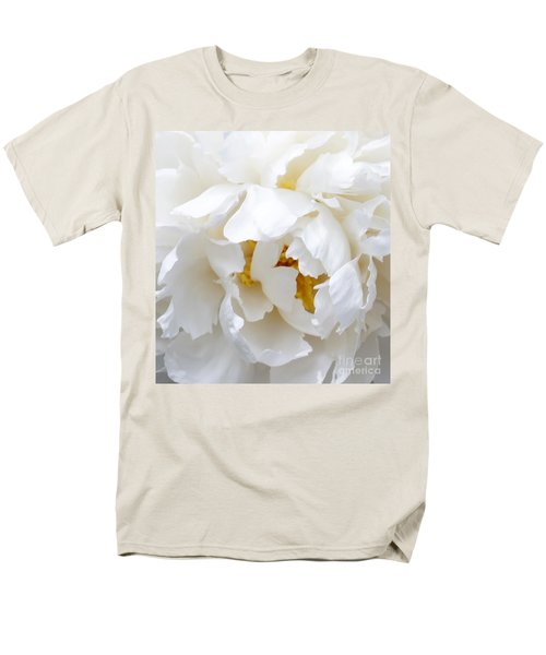 Men's T-Shirt  (Regular Fit) featuring the photograph Shy Girl by Lilliana Mendez