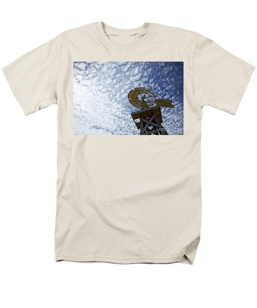Skyward Men's T-Shirt  (Regular Fit) by Erika Weber