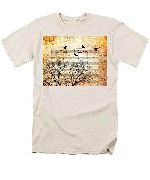 Songbirds Men's T-Shirt  (Regular Fit) by Gary Bodnar