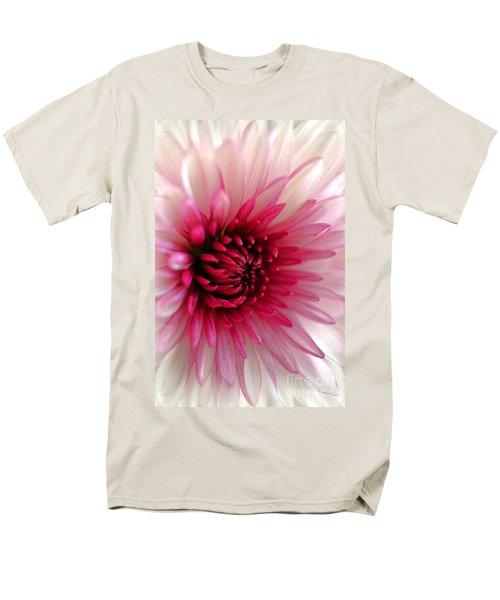 Splash Of Pink Men's T-Shirt  (Regular Fit) by Deb Halloran