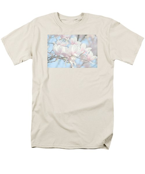 Men's T-Shirt  (Regular Fit) featuring the photograph Spring Has Arrived 3 by Susan  McMenamin