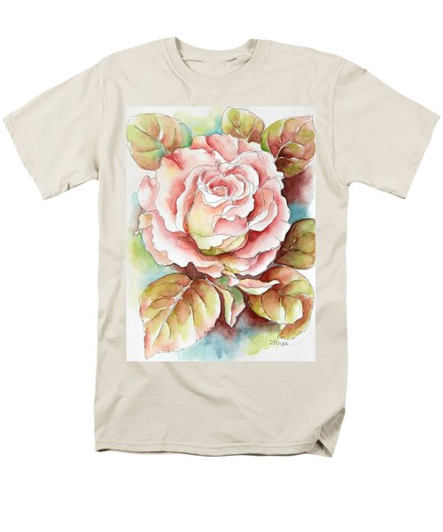 Spring Rose Men's T-Shirt  (Regular Fit) by Inese Poga