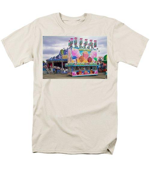 Men's T-Shirt  (Regular Fit) featuring the photograph State Fair by Steven Bateson