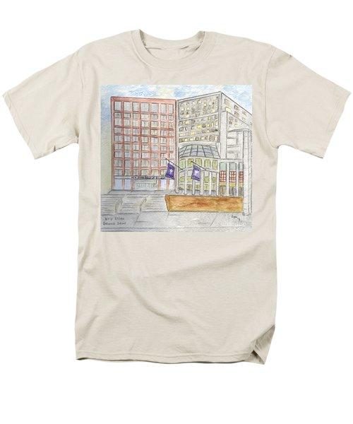 Nyu Stern School Of Business Men's T-Shirt  (Regular Fit) by AFineLyne