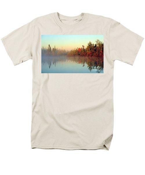 Still Water Marsh Men's T-Shirt  (Regular Fit) by Terri Gostola