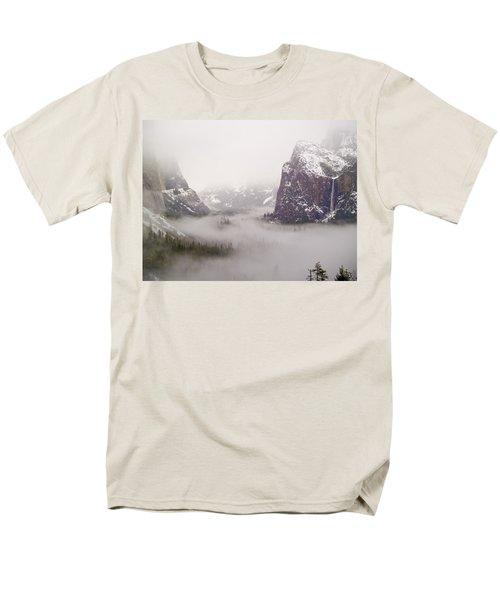 Storm Brewing Men's T-Shirt  (Regular Fit) by Bill Gallagher