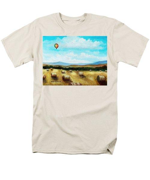 Summer Flight 3 Men's T-Shirt  (Regular Fit) by Shana Rowe Jackson