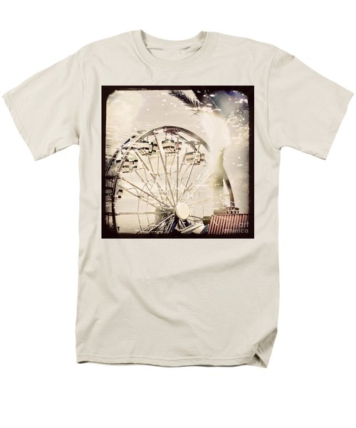 Men's T-Shirt  (Regular Fit) featuring the photograph Summer Fun by Trish Mistric