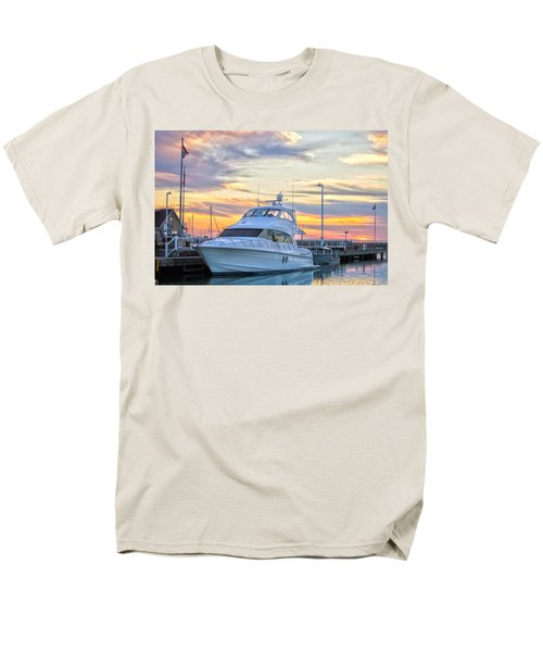 Sun Peaking II Men's T-Shirt  (Regular Fit) by James  Meyer