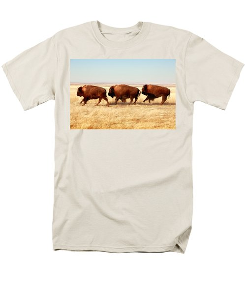 Tatanka Men's T-Shirt  (Regular Fit) by Todd Klassy
