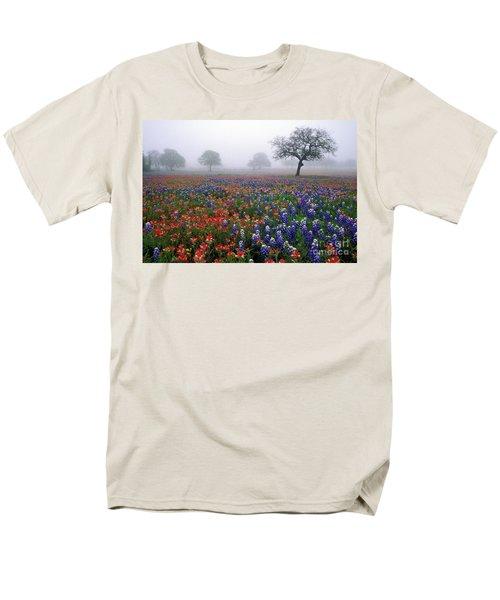 Texas Spring - Fs000559 Men's T-Shirt  (Regular Fit) by Daniel Dempster
