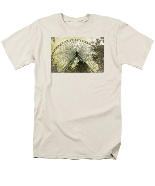 Texas Star Old Fashioned Fun Men's T-Shirt  (Regular Fit)