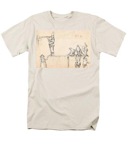 The Captain Men's T-Shirt  (Regular Fit) by H James Hoff