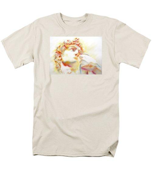 The David By Michelangelo. Tribute Men's T-Shirt  (Regular Fit) by J- J- Espinoza