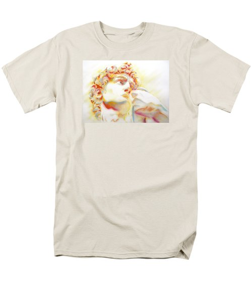 The David By Michelangelo. Tribute Men's T-Shirt  (Regular Fit)