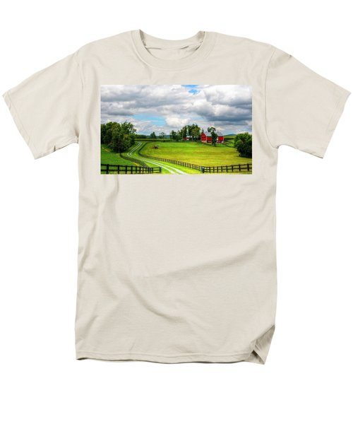 The Farm Men's T-Shirt  (Regular Fit) by Ronda Ryan