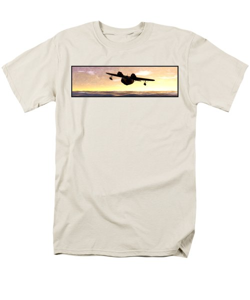 The Goose Men's T-Shirt  (Regular Fit)