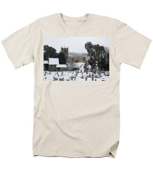 The Grim Reaper Men's T-Shirt  (Regular Fit) by Ron Harpham