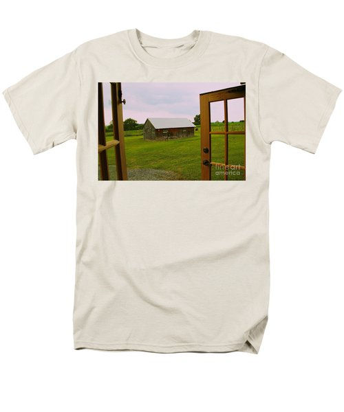 The Grounds Men's T-Shirt  (Regular Fit) by William Norton