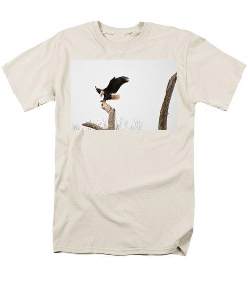 The Landing Men's T-Shirt  (Regular Fit) by Bonfire Photography