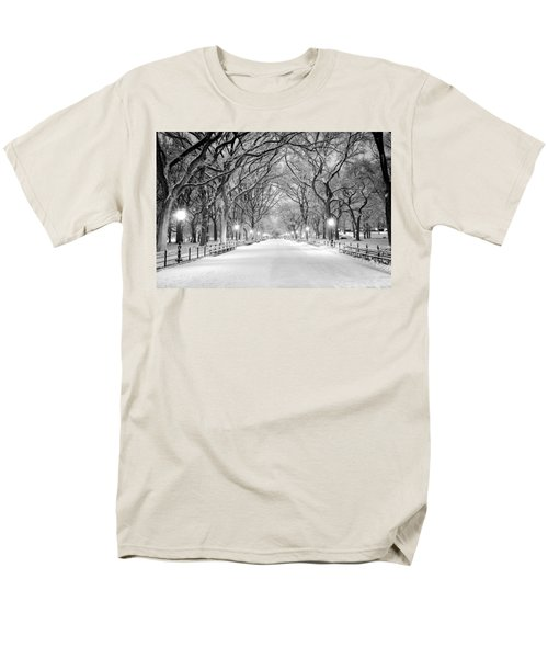 The Mall Men's T-Shirt  (Regular Fit) by Mihai Andritoiu