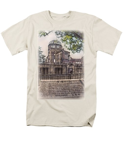 Men's T-Shirt  (Regular Fit) featuring the photograph The Memorial by Hanny Heim