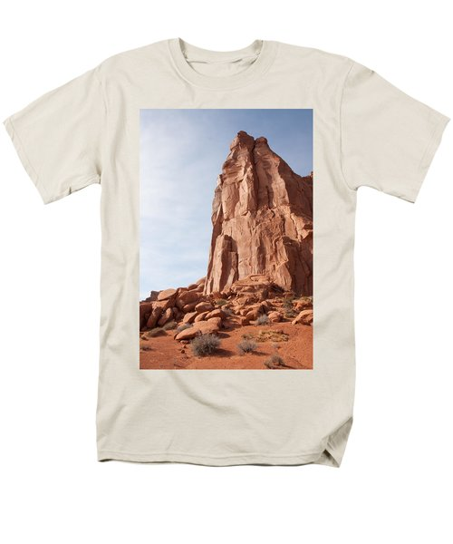 Men's T-Shirt  (Regular Fit) featuring the photograph The Monolith by John M Bailey