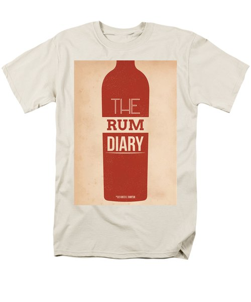 The Rum Diary Men's T-Shirt  (Regular Fit) by Mike Taylor